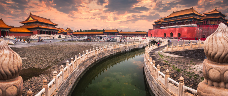 Take a walk through Beijing's Forbidden City, the historical home of China's ruling elite.