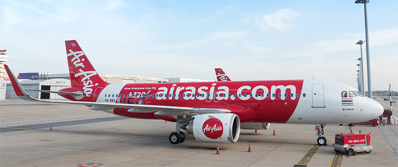 Thai AirAsia has been named World's Best Low-Cost Airline by Skytrax for ten years running