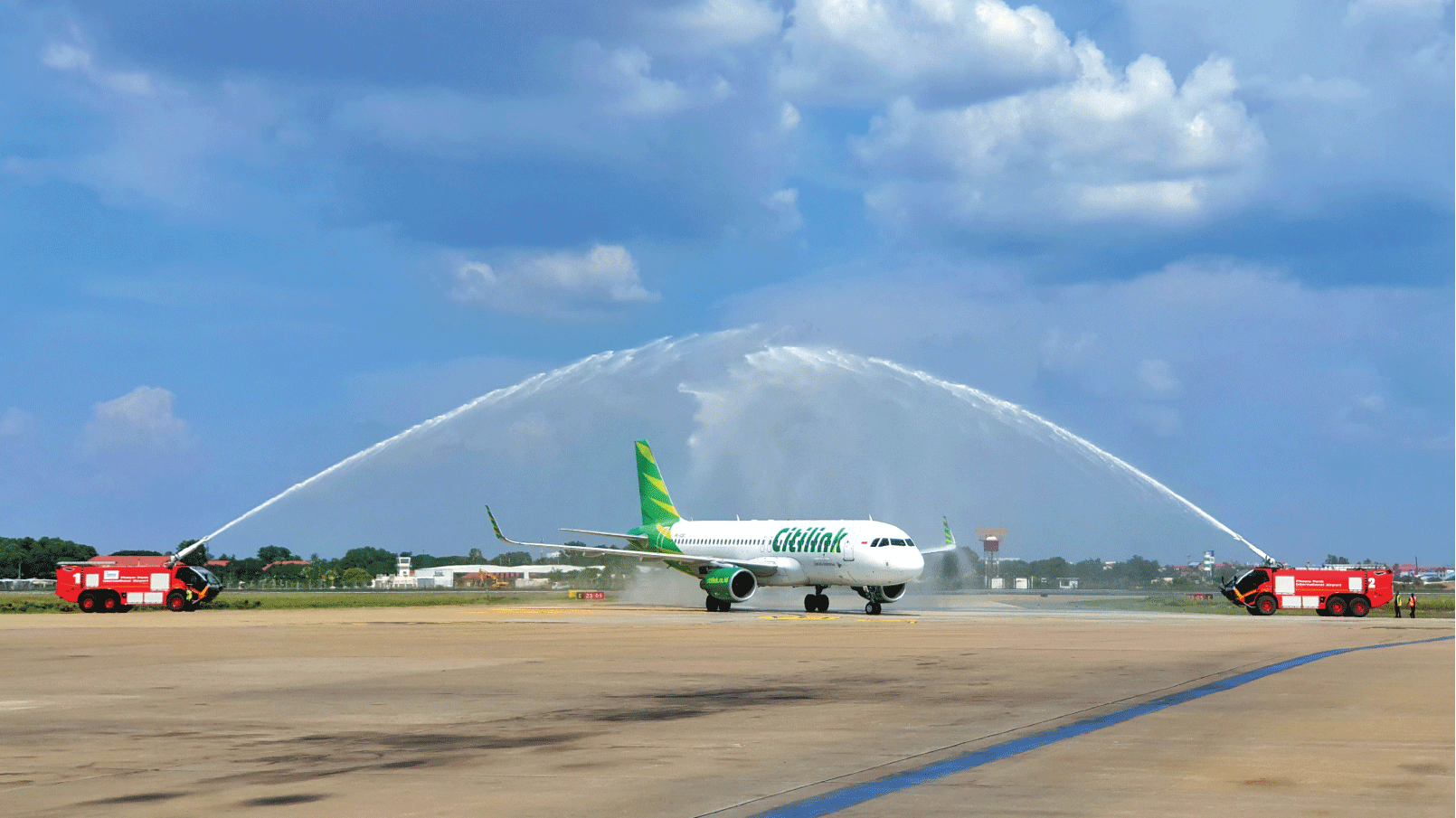 Phnom Penh Airport Welcomes Citilin