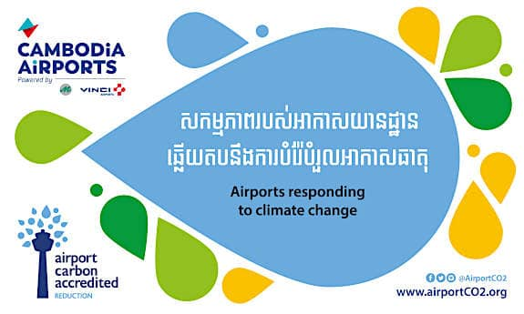 Cambodia's 3 International Airports