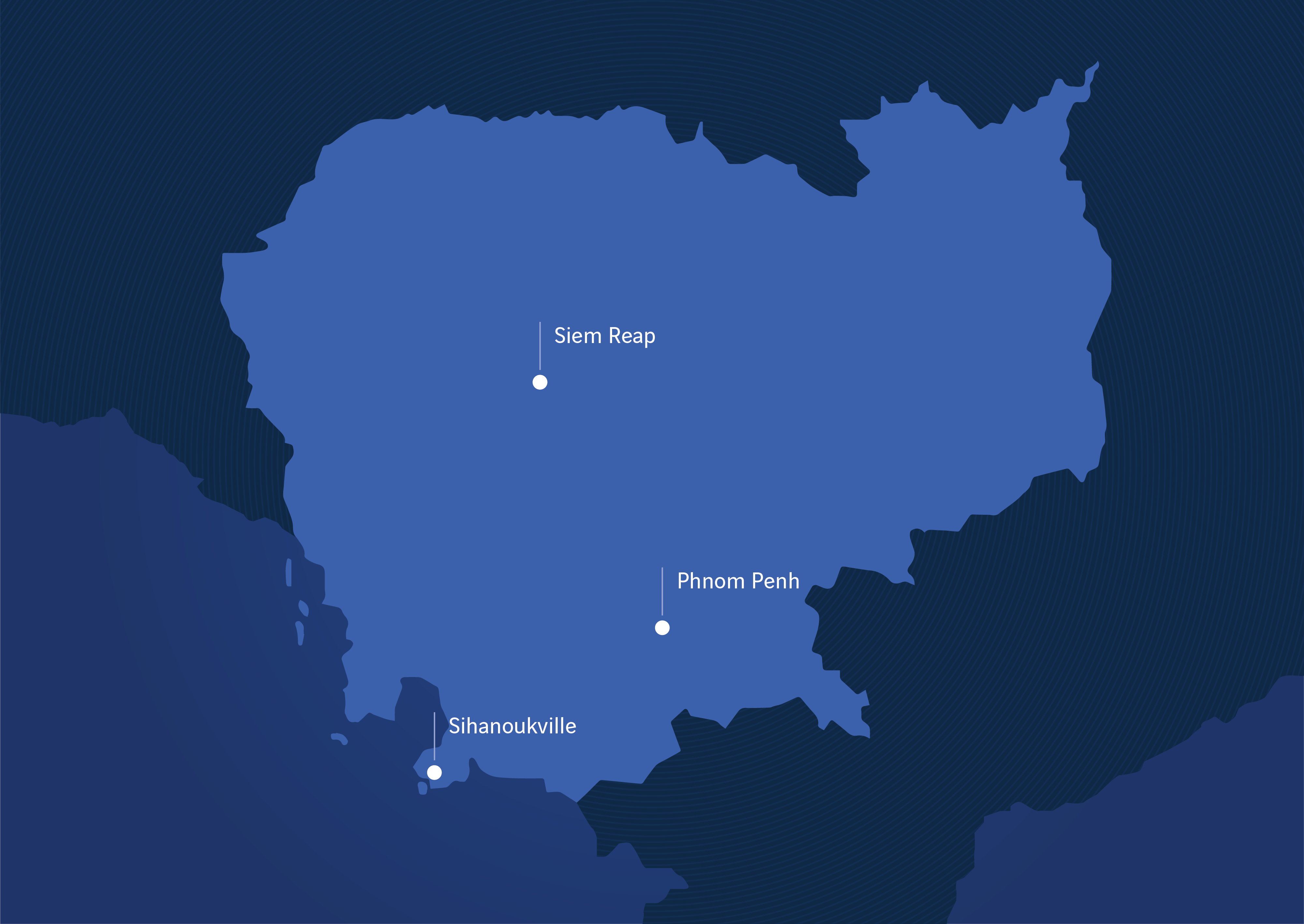 Map Of France Showing Airports.Cambodia Airports