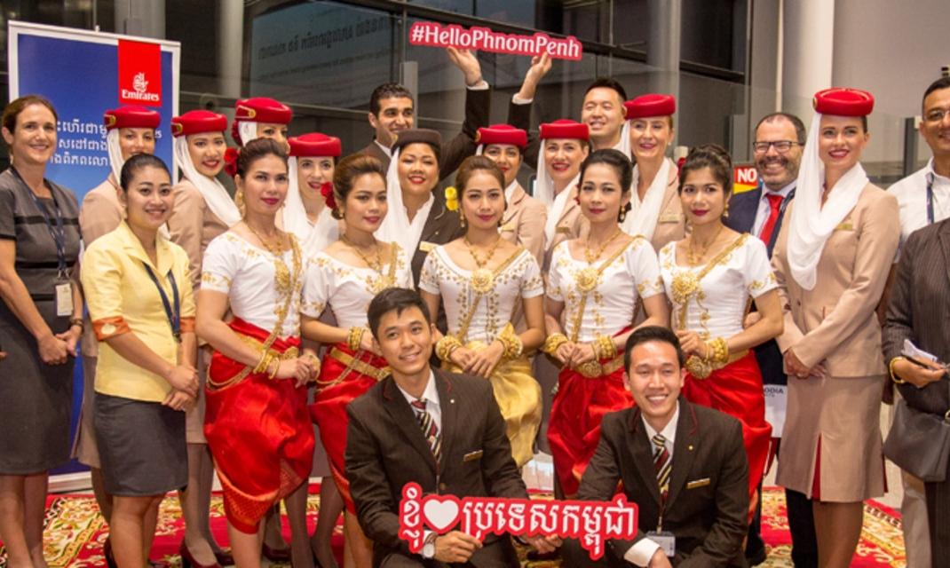 Phnom Penh International Airport we