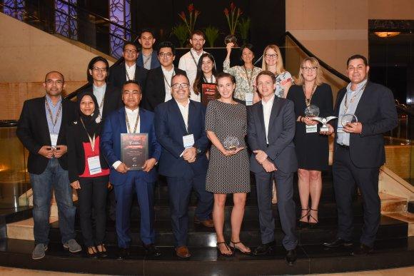 Cambodia Airports won award for mar