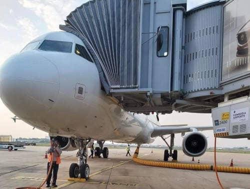 Phnom Penh airport accelerates its
