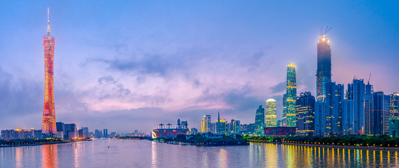 The city of Guangzhou is a hub of activity with something to offer every type of tourist .